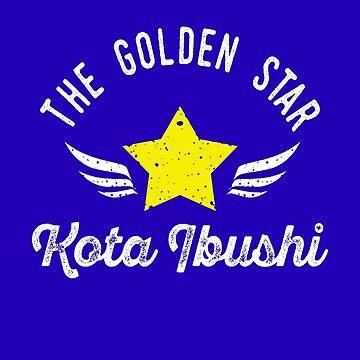 Kota Ibushi: The Golden Star by tarrbear