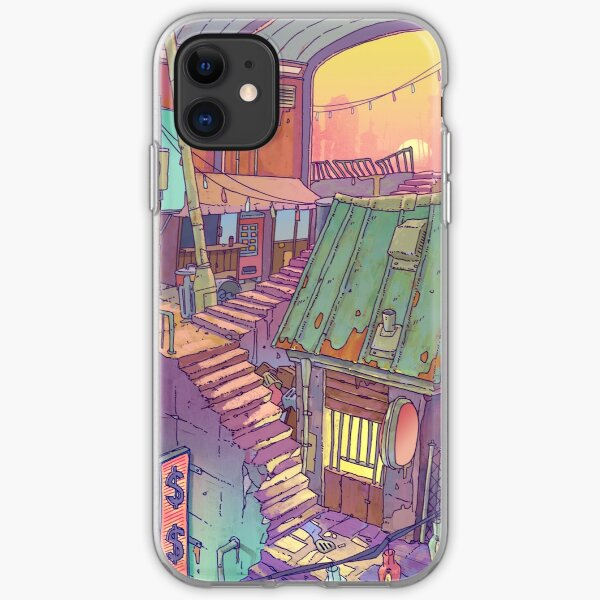 Pawn Town iPhone Soft Case
