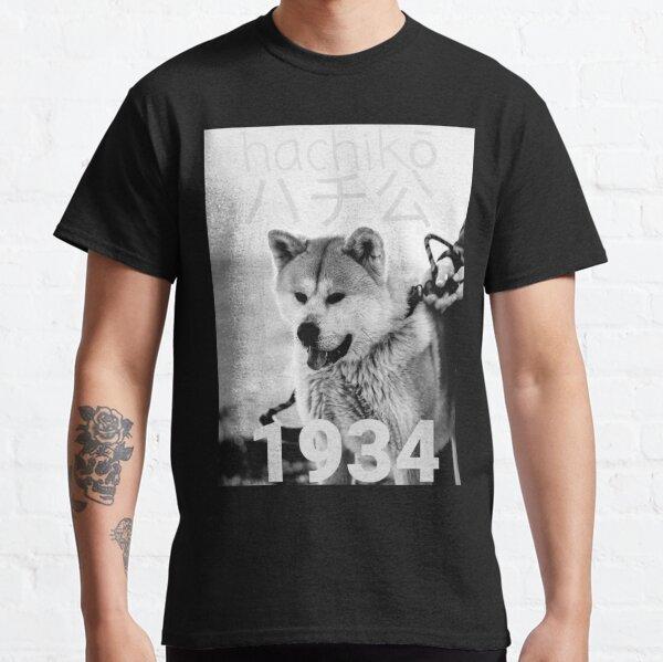 Hachiko dog 1934  Classic T-Shirt