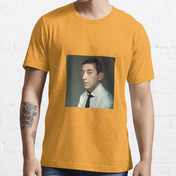Serge Gainsbourg T-shirt essentiel