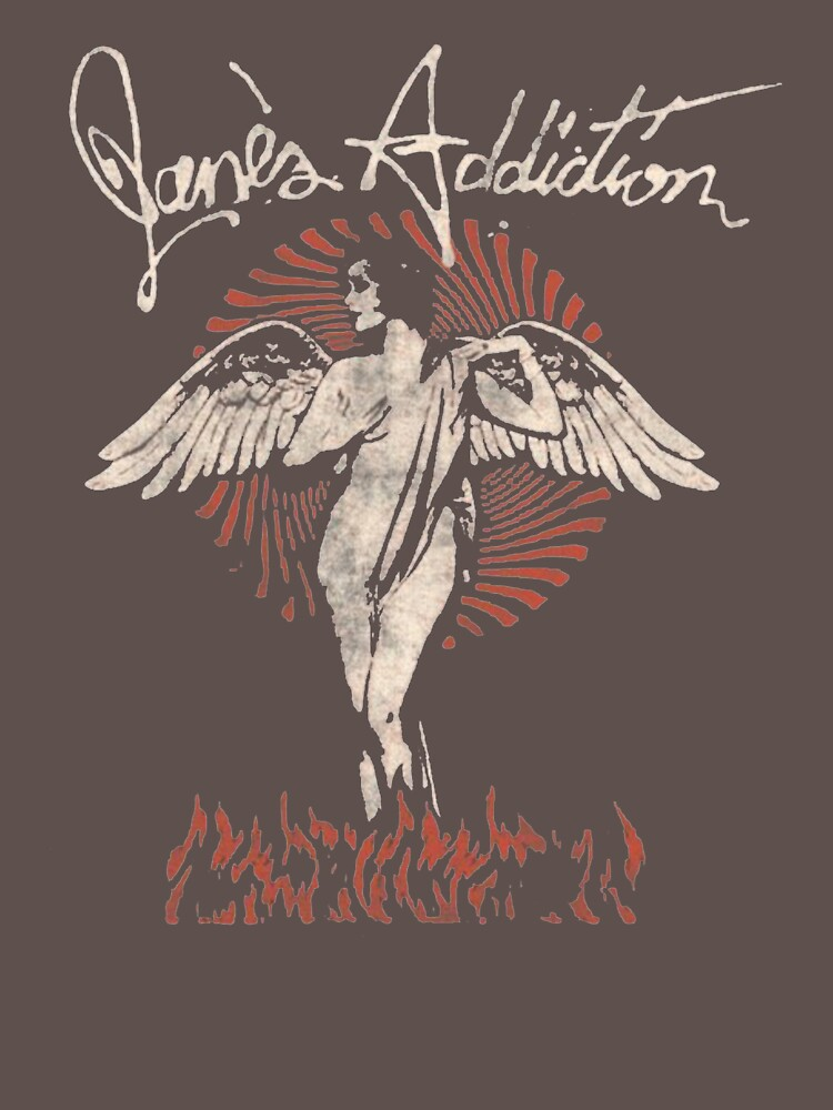 Louder Than Life teather American industrial rock band heavy label of 'JANE's 'Addiction' by christia5