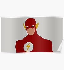 Flash Minimalism Poster