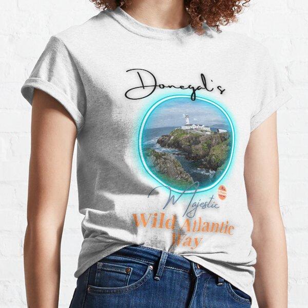 Donegal's Majestic Wild Atlantic Way BLB Classic T-Shirt