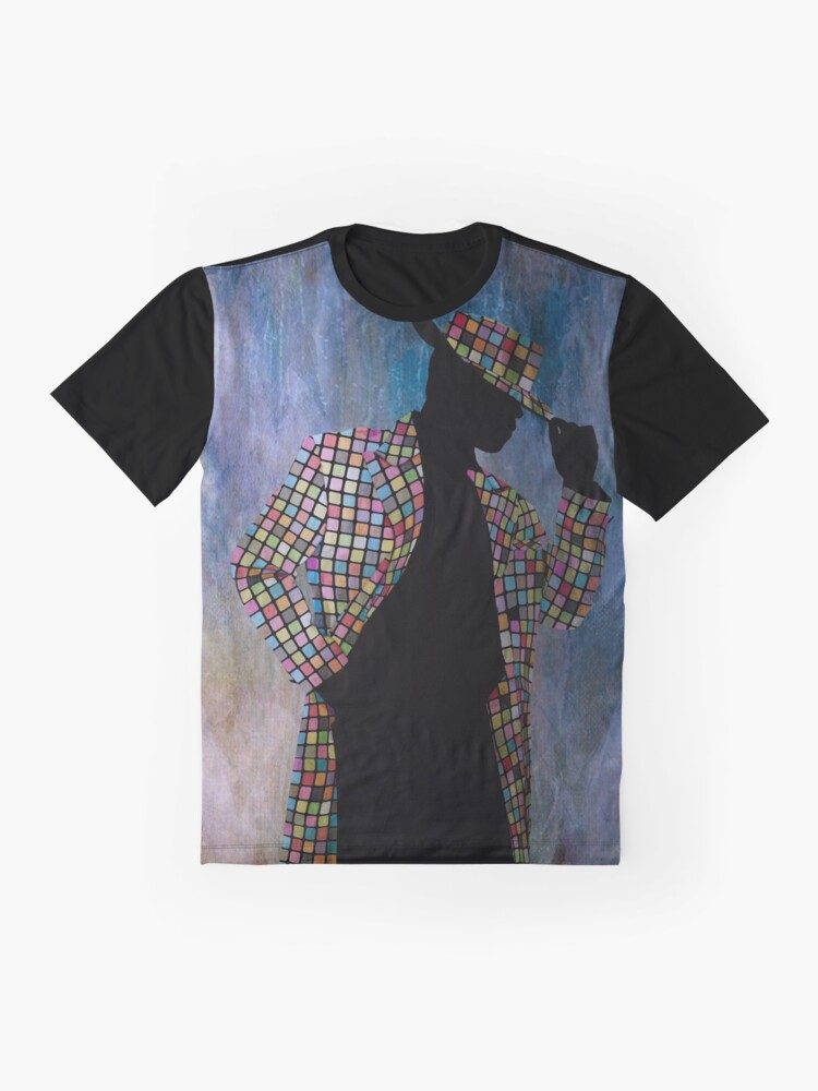 Alternate view of The Comedian Graphic T-Shirt