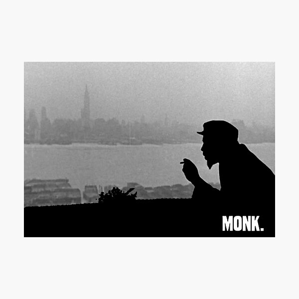 Thelonious Monk Photographic Print