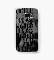 Heisenberg Knocks Samsung Galaxy Case/Skin