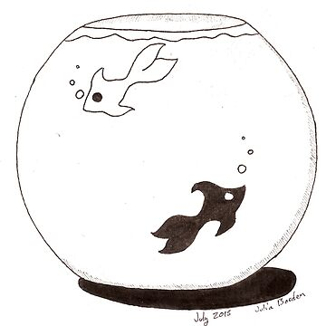 Fishbowl by JuliaDream