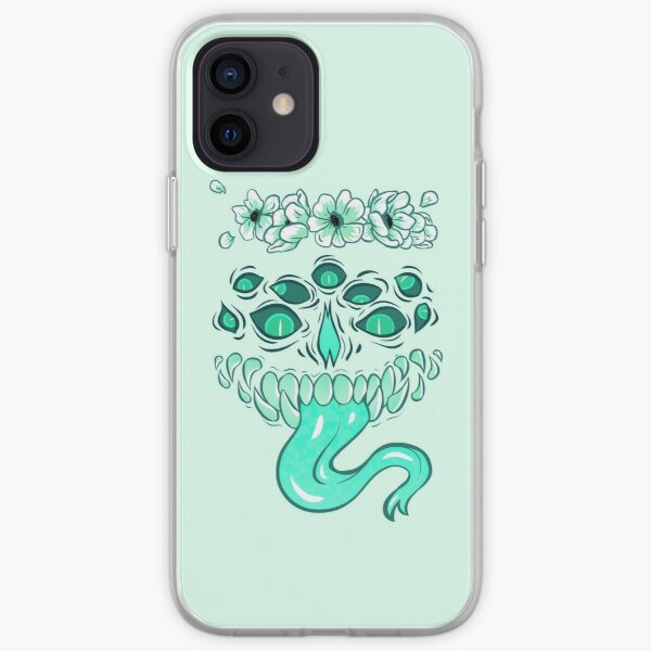 Snake Mama iPhone Soft Case
