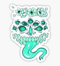 Snake Mama Sticker