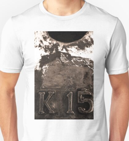 K-15: the Kalibukbuk Jetty T-Shirt