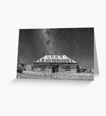 House of Stars Greeting Card