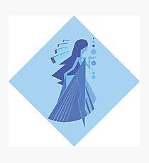 Blue Diamond SU Photographic Print