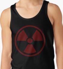 Camisetas de tirantes para hombre Símbolo radiactivo