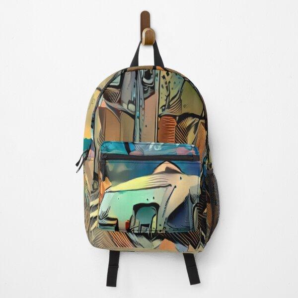 Happy Camper #2 Backpack