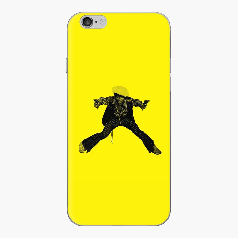 The Harder They Come iPhone Skin