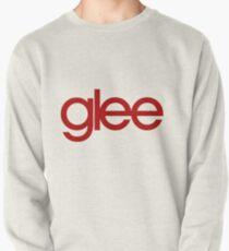 Glee Logo Rouge Sweatshirt