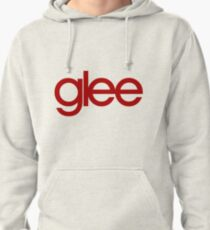 Glee Logo Red Pullover Hoodie