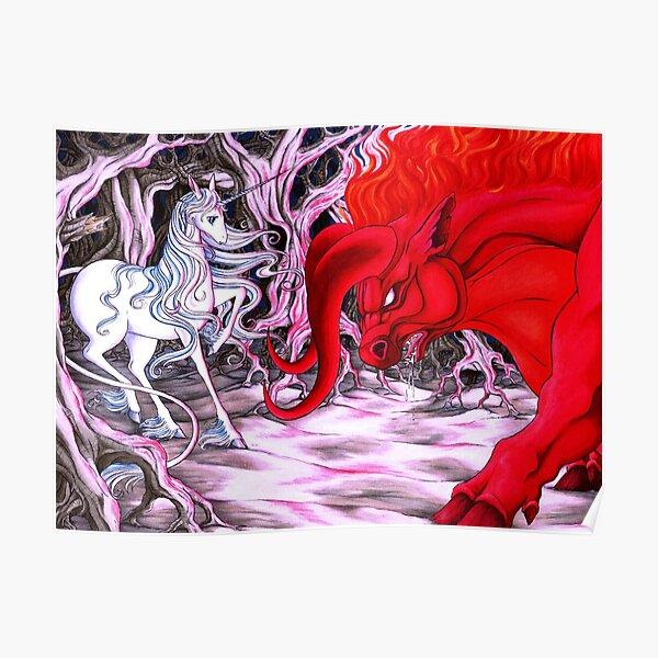 Last Unicorn Poster