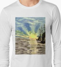Sailing into the Brightness Long Sleeve T-Shirt