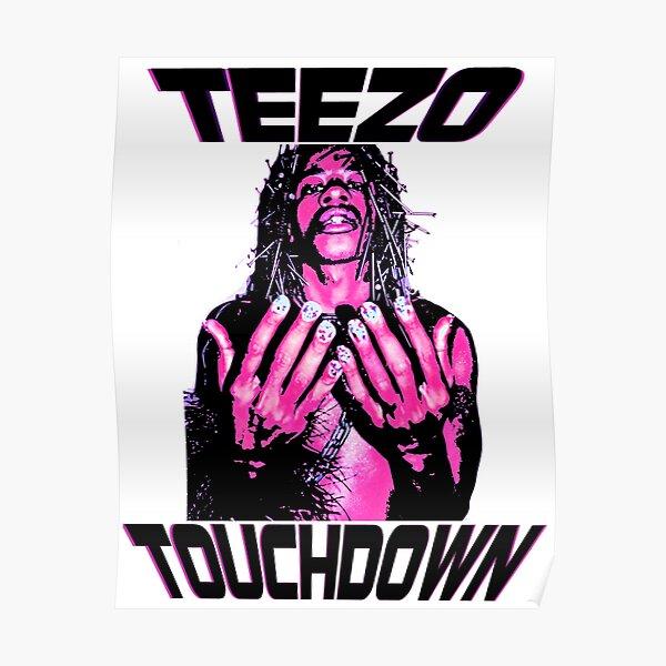 Teezo Touchdown Poster