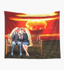 Nuke Cola Wall Tapestry