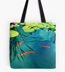 plaisir aquatique Tote Bag