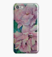 Two Peonies iPhone Case/Skin