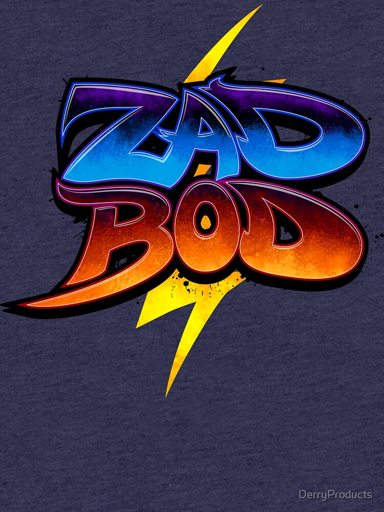 Zad Bod by DerryProducts