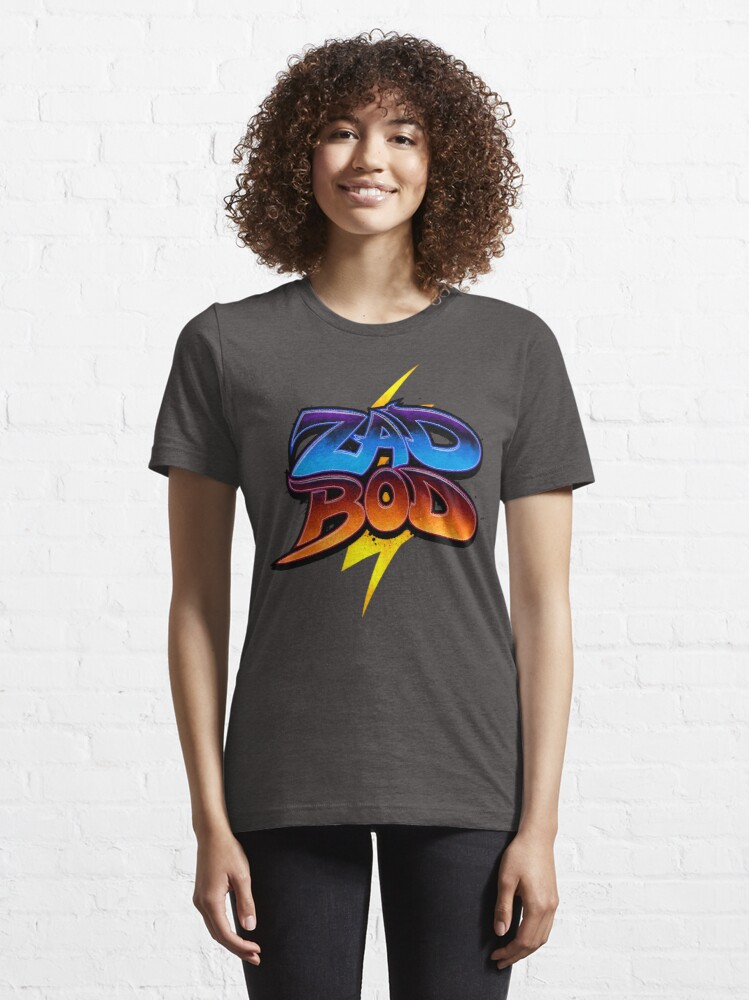 Alternate view of Zad Bod Essential T-Shirt