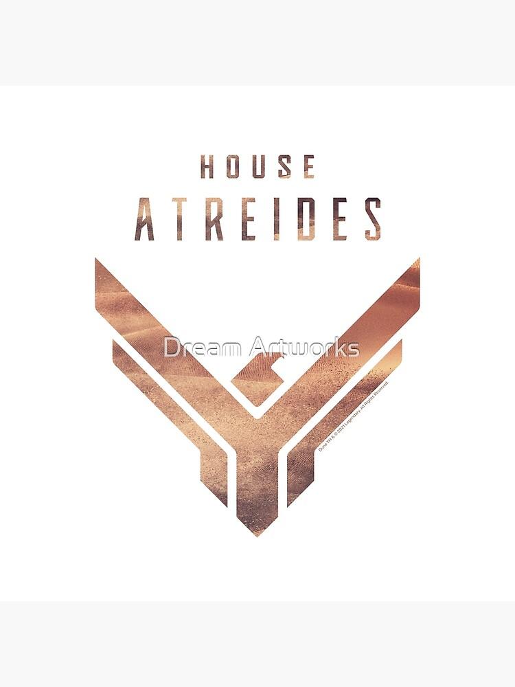 House Atreides, Atreides Logo by DreamArtowrks