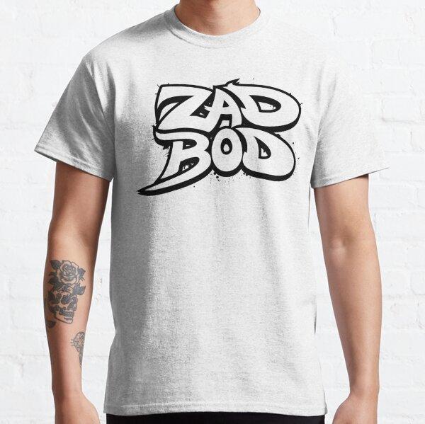 Zad Bod Black Classic T-Shirt
