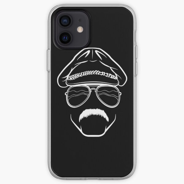 Big Zad (White) iPhone Soft Case