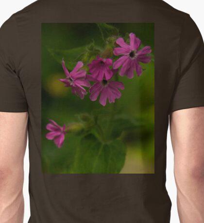 Pink Campion in Prehen Woods, Derry T-Shirt