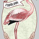 Fabulous Flamingo by groovyspecs