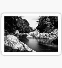 River Feugh - Aberdeenshire Sticker