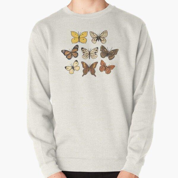 Butterflies  Pullover Sweatshirt