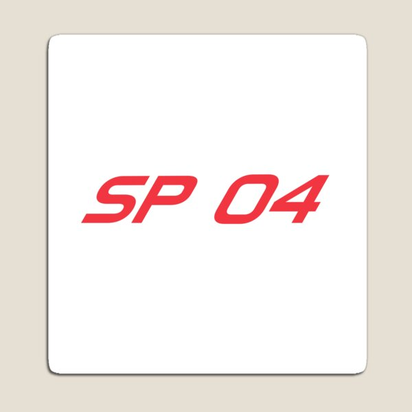sp04 motorcycle stickers project Magnet