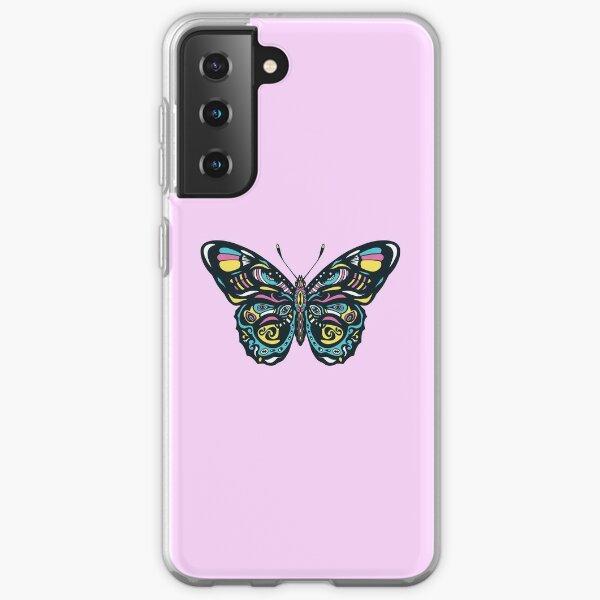 Butterflies  Samsung Galaxy Soft Case