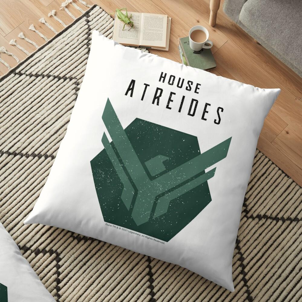 House Atreides, Atreides Logo Floor Pillow