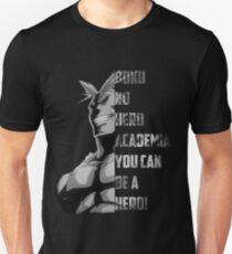 boku no hero academia Fan Art Unisex T-Shirt