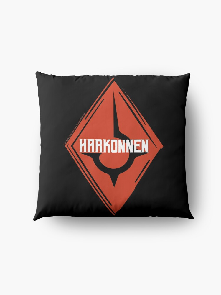 Alternate view of House Harkonnen Floor Pillow