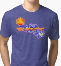 Yesterday's Tomorrow Today Tri-blend T-Shirt