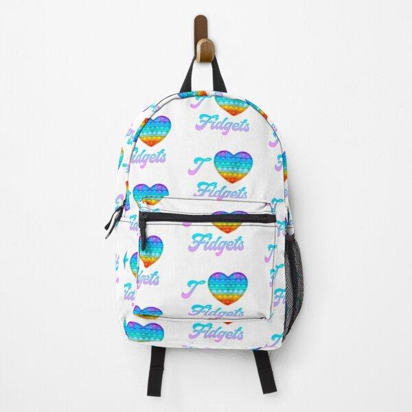 I love Fidget Toys Backpack
