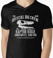 Camiseta de cuello en V Raptor Ridge