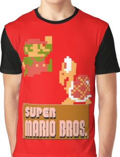 Super Mario Bros. Graphic T-Shirt