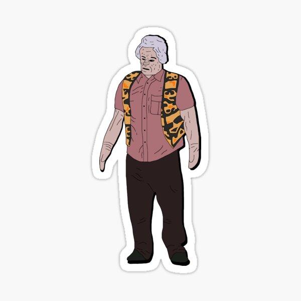 Karl Havoc (I Think You Should Leave) Sticker