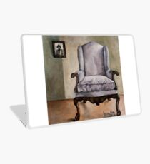 Memory Chair Laptop Skin