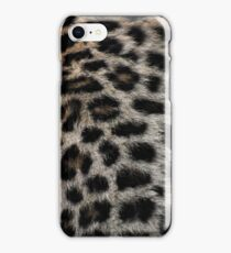 Leopard fur  iPhone Case/Skin