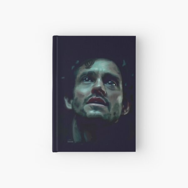 Will Graham Hannibal Digital Painting Hardcover Journal