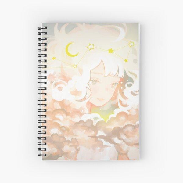 adrift. Spiral Notebook